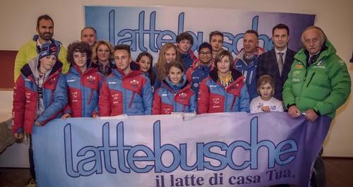 Lo Sci club Auronzo e l'Enal Sport Villaga