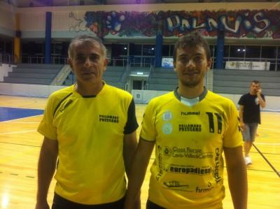 Branko Dumnic e Adriano Di Maggio