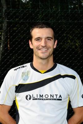 Il capitano del Comano Fiavé Adriano Francescotti