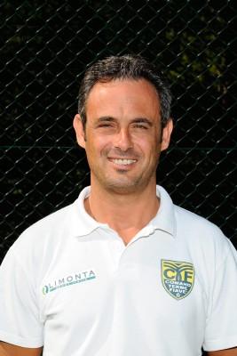 Il confermato mister Paolo Zasa, alla terza stagione in giallonero