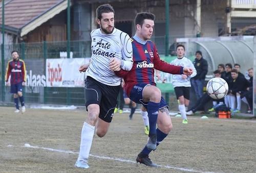 Eros Ambrosi, suo il terzo gol giallonero a Bressanone