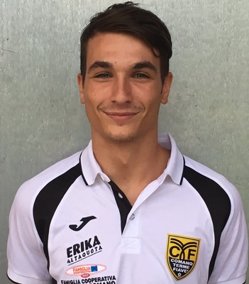 Il match winner Massimo Giovannini