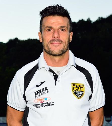 Luca Celia ha già allenato i gialloneri dal 2016 al 2019