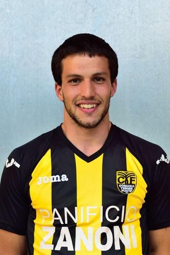 Matteo Litterini, il migliore dei gialloneri a Bolzano