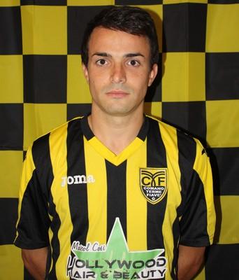 Daniele Zambanini, protagonista del match con un poker