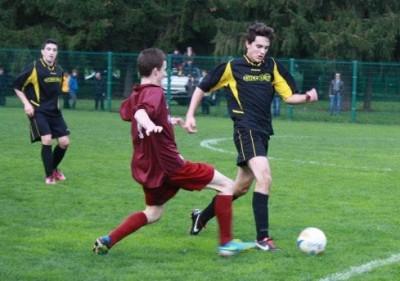 Daniel Zanoni ha siglato il gol dell'illusiorio 1-2