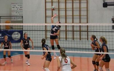 Alessia Sega attacca dalla seconda linea