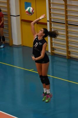 Paola Bandera, 14 punti il suo score personale