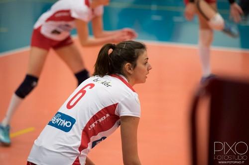 Serena Olocco ha messo a segno 18 punti