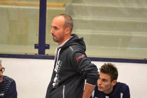 Francesco Gagliardi, tecnico della serie C e U18 maschile
