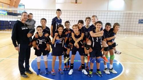La Sport360 Besenello, contro la Trentino Volley un punto importante per i ragazzi di Pandini