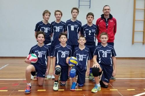 L'under 13 all'Euregio Cup