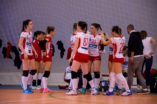 (Foto Barbogio - VolleySestese)