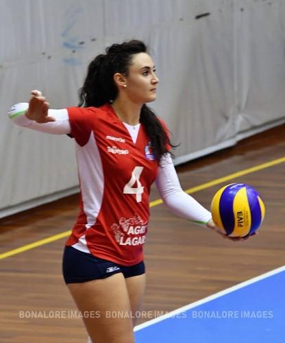 Erica Eliskases vestirà la maglia del Volano Volley per la seconda stagione consecutiva