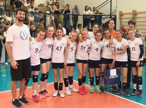 Bel secondo posto per il C9 Arco Riva di coach Davide Di Nardo