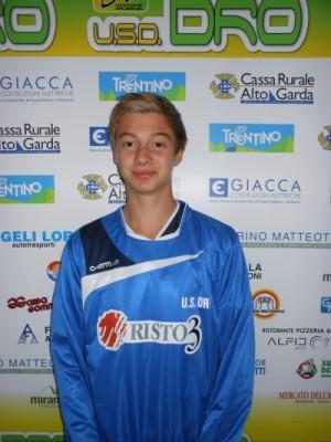 Primo gol stagionale per Andrea Bortolameotti
