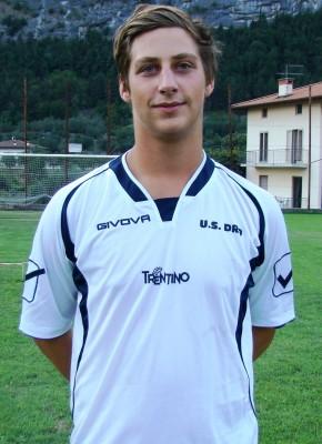 Il centrocampista gialloverde Morris Bellapianta
