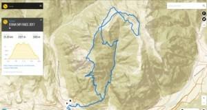 Scarica la traccia della Stava Mountain Race