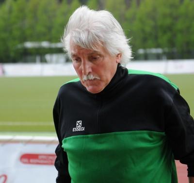 """Luciano Gabrielli ha guidato i tricolori verso un successo fondamentale allo """"Jugendhort"""" di Bressanone (Foto di Paolo Trevisan)"""