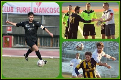 Filippo Benedetti ha tagliato il traguardo delle 200 presenze in campionato (fra Eccellenza e serie D) con la maglia del Mori S. Stefano