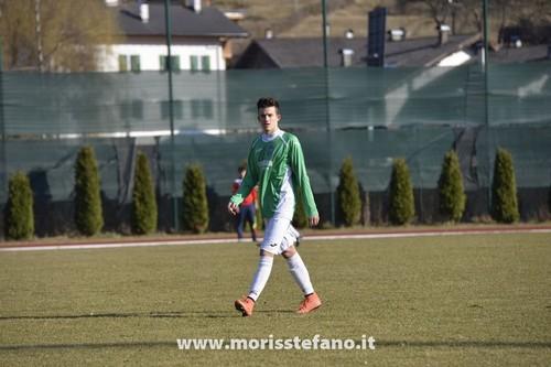 Federico Bianchi, attaccante della Juniores, si è dimostrato rapace sigillando l'importante successo casalingo della formazione guidata da Davide Montagni