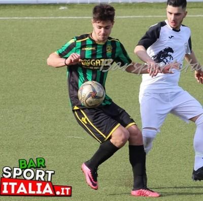 """Daniel Pedrotti ha siglato la sua seconda rete in questo campionato sul prato della """"Mala"""""""