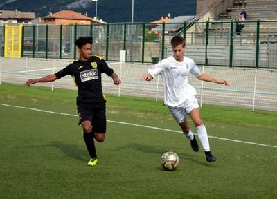 Igor Dossi ha ritrovato il gol grazie ad una prestazione gagliarda e concreta