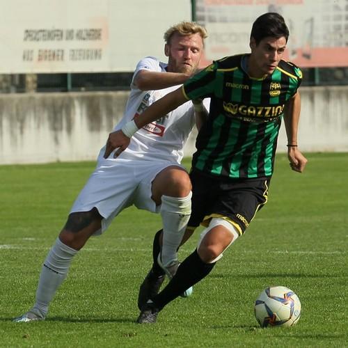 Seconda rete in campionato per il centrocampista Andrea Libera che ha sbloccato il risultato con un calcio piazzato velenoso dopo soltanto 4'