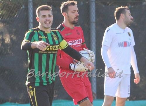 Capitan Cristian Pozza sprona la squadra