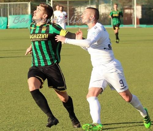 Cristian Pozza battaglia con Sottovia nella finale di Coppa Italia