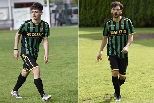 Serata da ricordare per Daniel Pedrotti e Kevin Marchione, entrambi autori di una doppietta, che hanno trascinato il Mori ad una rimonta memorabile in Coppa Italia