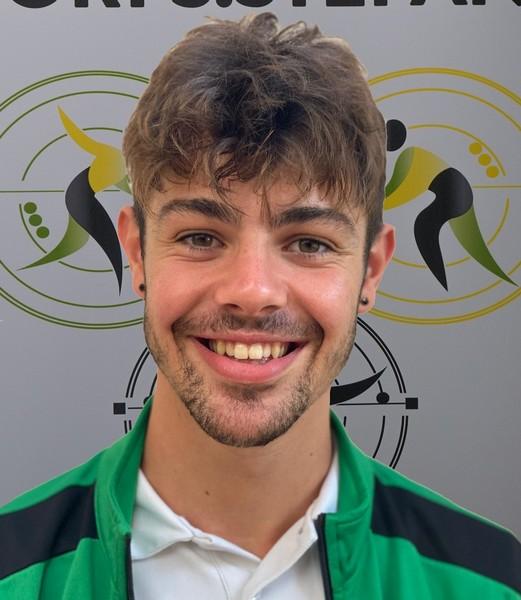 Daniel Pedrotti, classe 1998, s'è confermato un centrocampista con il vizio del gol