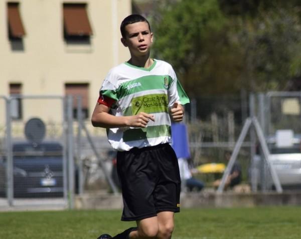 """Kevin Chizzola ha sbloccato il derby con l'Alense fra le mura del """"Comunale"""""""