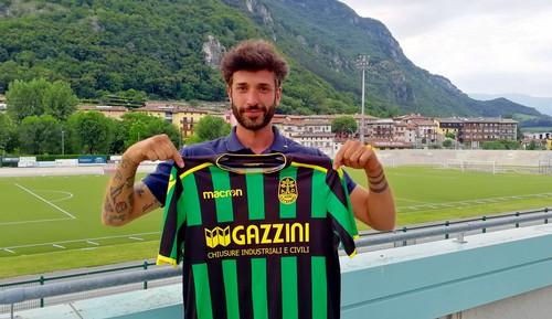 Marco Canali tornerà a vestire la maglia del Mori S.Stefano