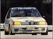 1994 - Peugeot 205 GR. N