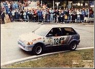 1993 - Citroen AX GR. N