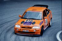 2001 - Ford Escorth GR. A