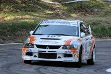 2011-Mitsubishi Evo IX GR. N