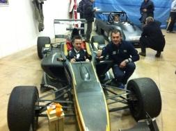 2012 - Formula Master E2M