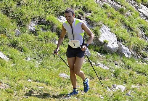 Il vincitore Enrico Cozzini