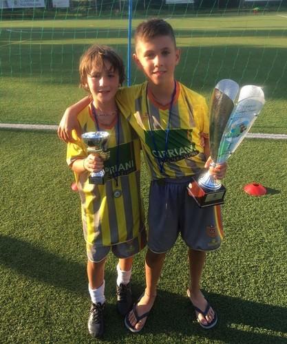 Davide Rodrigo Minelli e Nicolò Campione