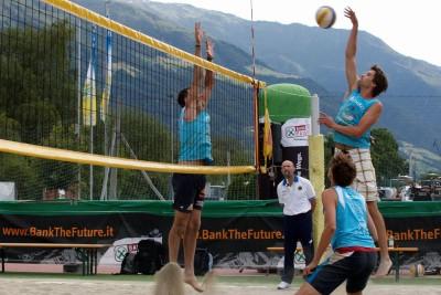 Il beach volley si prepara ad un campionato nazionale indoor