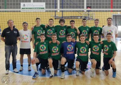 Fipav Veneto Calendario.Volley Il Trentino Chiude Terzo E Quinto Al Trofeo