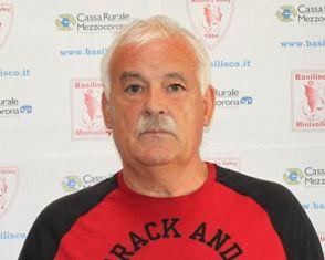 Coach Cesare Agostini