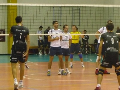 Stagione 2011/2012: derby fra Argentario Calisio e Trentino Volley