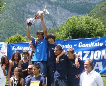 La rappresentativa del Lazio, vincitrice dell'edizione 2009