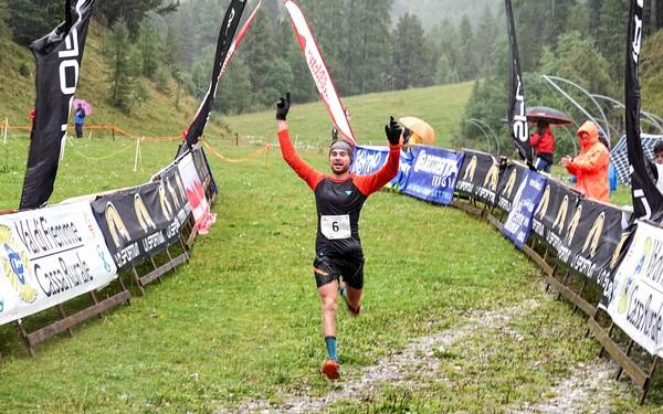 Il vincitore 2019 Daniele Felicetti