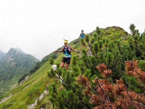 Un passaggio della passata edizione della Comano Ursus Extreme Trail