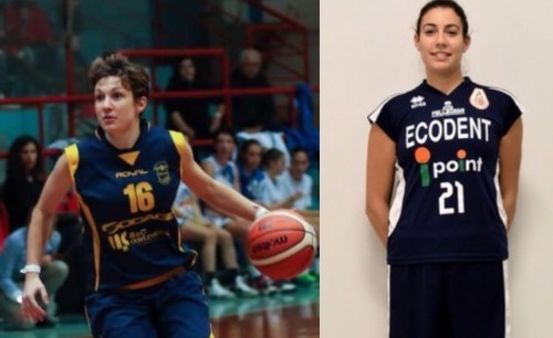 Daniela Servillo a Chiara Villarini