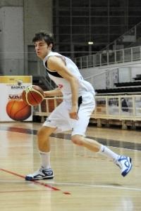 Luca in azione